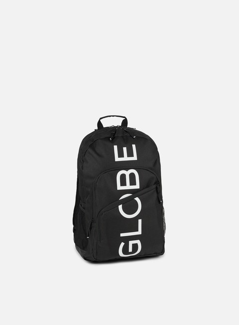 accessori globe jagger backpack black mod