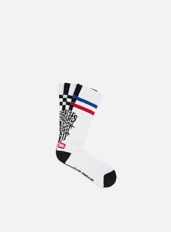 Globe Lets Get It Crew Socks 5 Pack