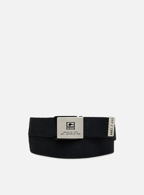 accessori globe redman belt black