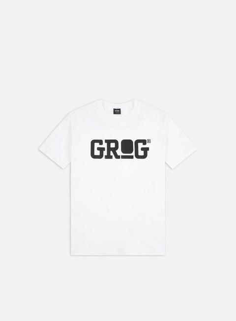 Abbigliamento Grog Classic Logo T-shirt