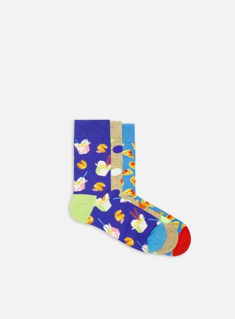 Calze Happy Socks 3 Pack Pizza Love Socks Gift Set