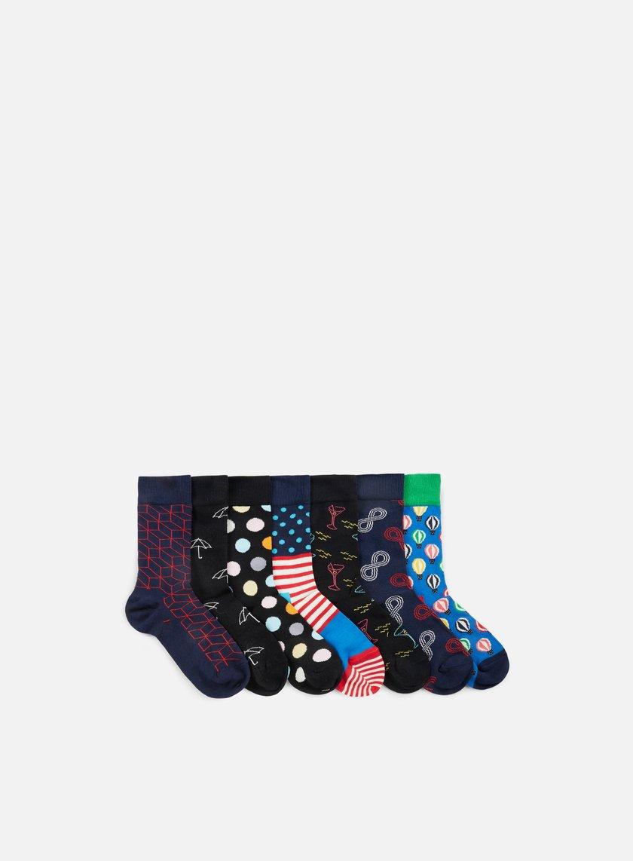 6ccffc3ea47d HAPPY SOCKS 7 Days Gift Box € 49 Socks