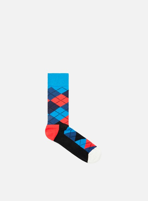 accessori happy socks argyle navy red blue old no child