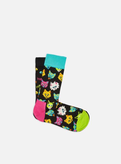 Happy Socks Cat Lover 2 Pack Gift Box
