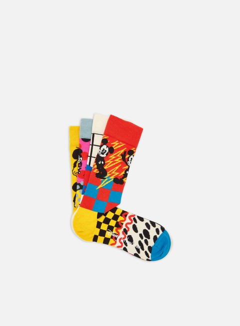 Happy Socks Disney 4 Pack Gift Box