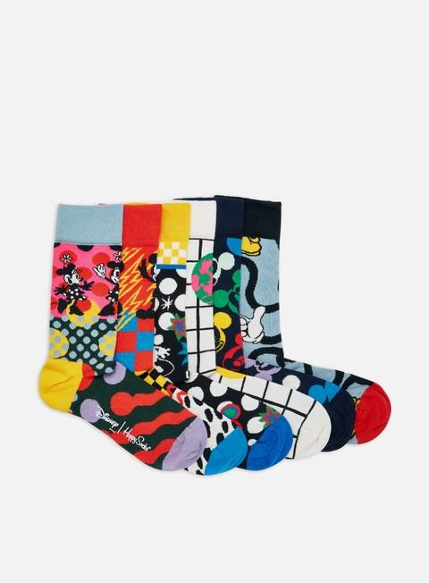 Happy Socks Disney 6 Pack Gift Box