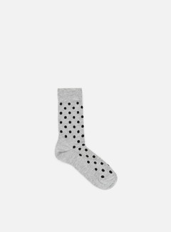 Happy Socks - Dot, Grey/Black