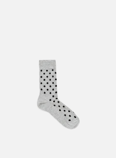accessori happy socks dot grey black