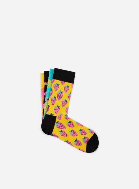 Outlet e Saldi Calze Happy Socks Fruity Gift Box