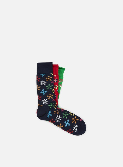 accessori happy socks holiday xmas gift box assorted