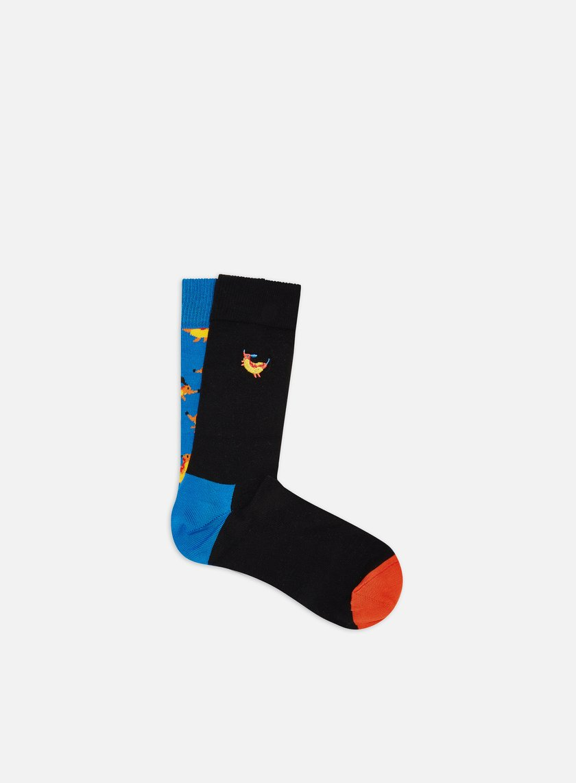 Happy Socks Hot Dog 2 Pack Gift Box