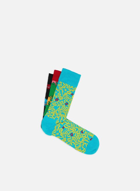 Happy Socks Keith Haring Gift Box