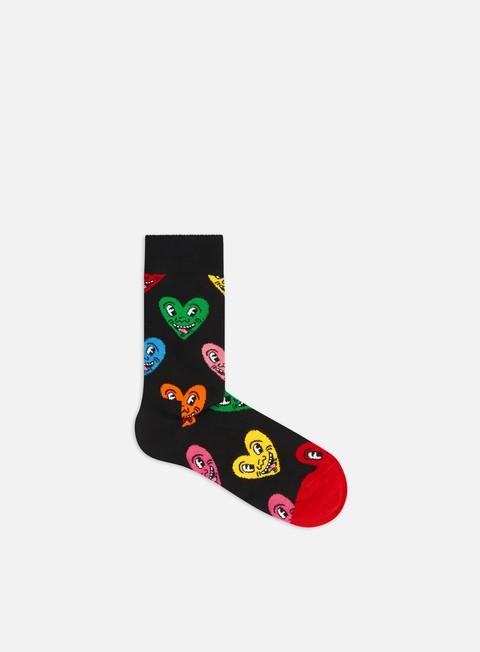Happy Socks Keith Haring Heart
