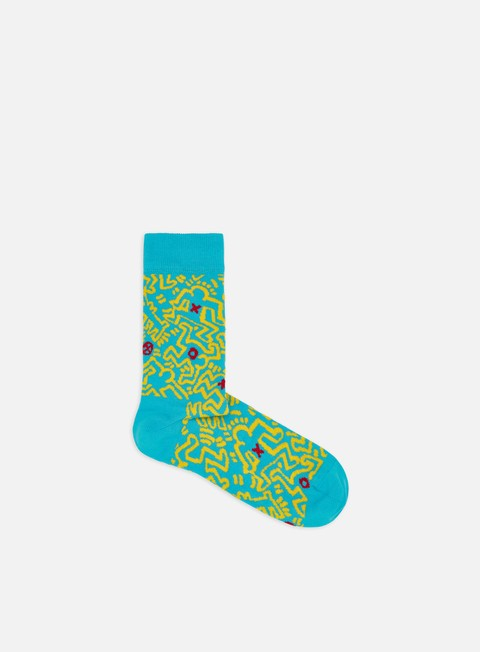 Calze Happy Socks Keith Haring Untitled