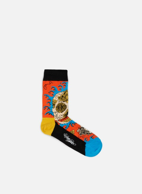 Sale Outlet Socks Happy Socks Megan Massacre Sword Skull