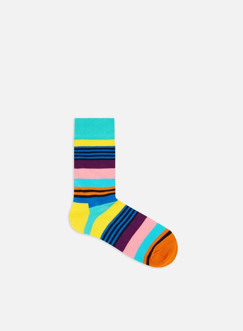 Outlet e Saldi Calze Happy Socks Multi Stripe