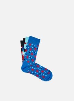 Happy Socks Navy Gift Box