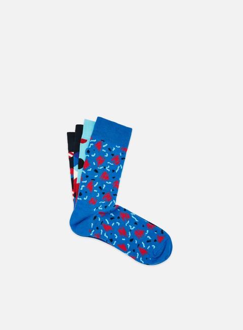 Outlet e Saldi Calze Happy Socks Navy Gift Box