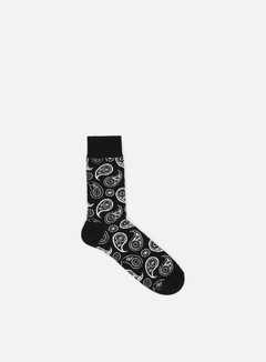 Happy Socks - Paisley, Black 1