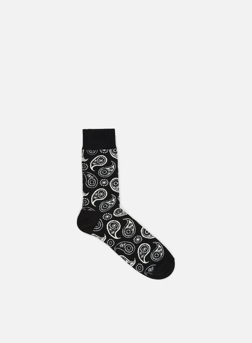 Happy Socks - Paisley, Black