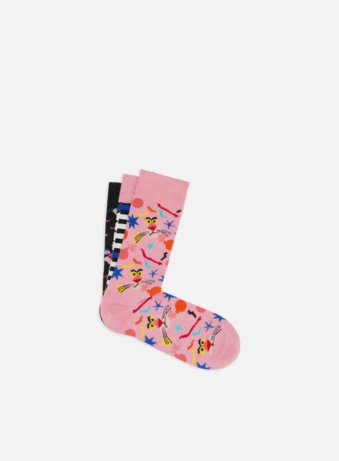 Sale Outlet Socks Happy Socks Pink Panther Box Set