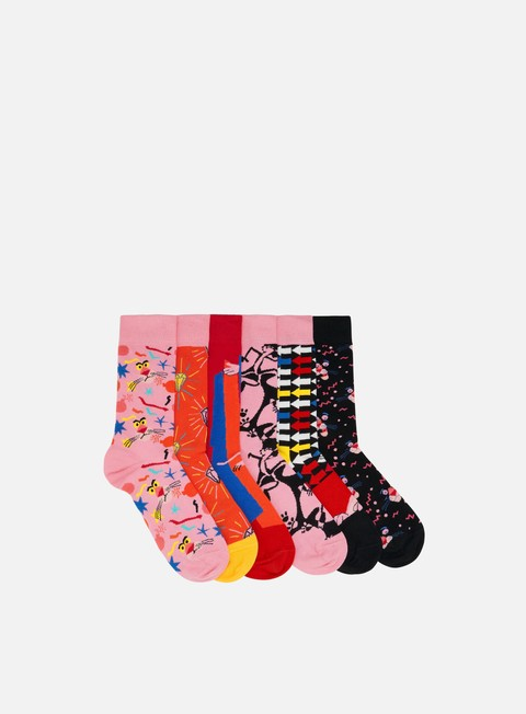 Calze Happy Socks Pink Panther Collector Box Set