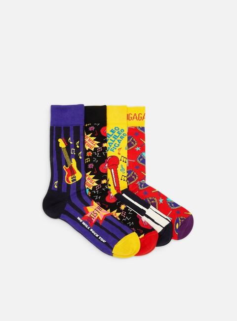 Happy Socks Queen 4 Pack Gift Box