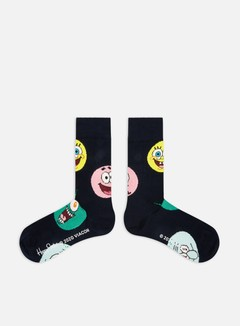 Happy Socks Sponge Bob 3 Pack Gift Box