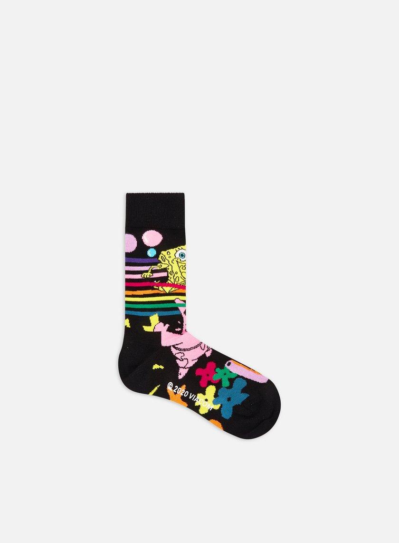 Happy Socks Sponge Bob Bubble In Paradise