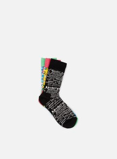 Happy Socks - Steve Aoki Box Set, Assorted 1