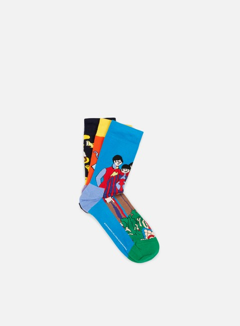 accessori happy socks the beatles box set assorted