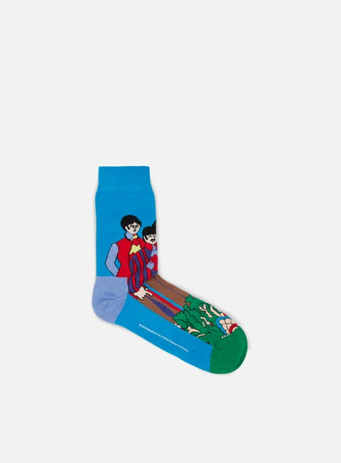 accessori happy socks the beatles pepperland multi