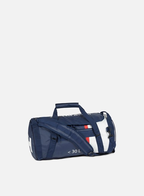 accessori helly hansen hh duffel bag 2 30l evening blue