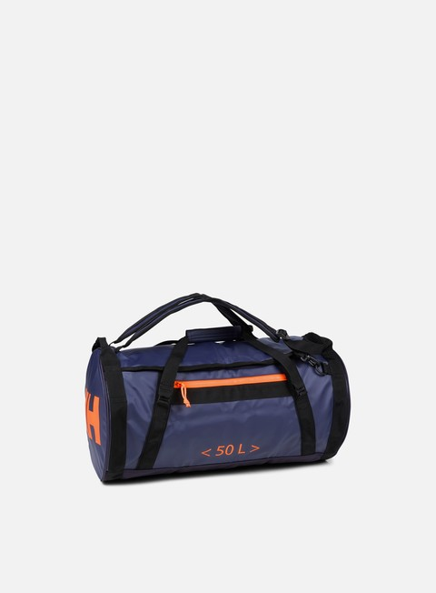 accessori helly hansen hh duffel bag 2 50l graphite blue