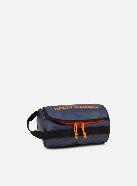 accessori helly hansen hh wash bag 2 graphite blue