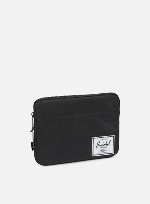accessori herschel anchor sleeve ipad air black