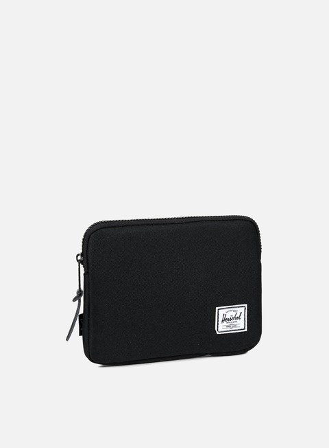 accessori herschel anchor sleeve ipad mini black