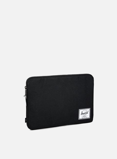 accessori herschel anchor sleeve macbook 15 black