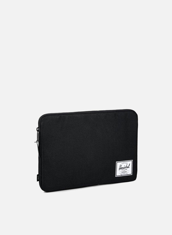 Herschel - Anchor Sleeve Macbook 15'', Black