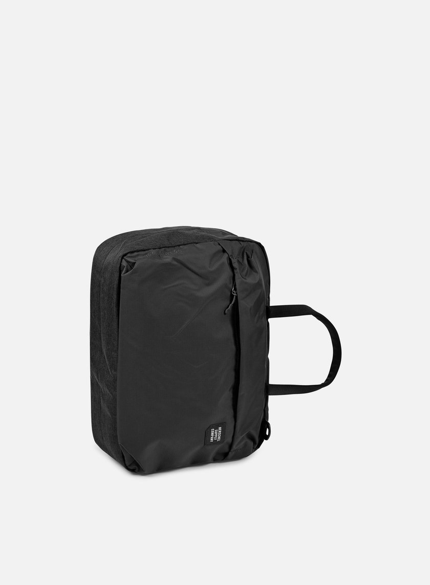 Herschel - Britannia Messenger Trail, Black