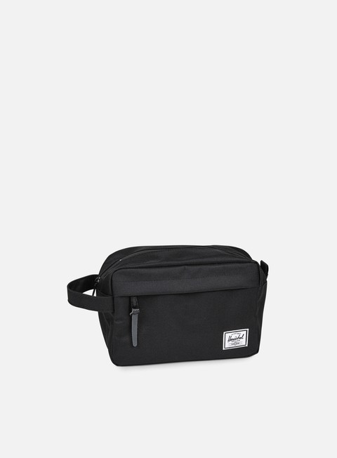 accessori herschel chapter travel kit classic black