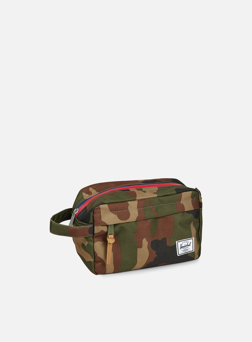Herschel - Chapter Travel Kit Classic, Woodland Camo
