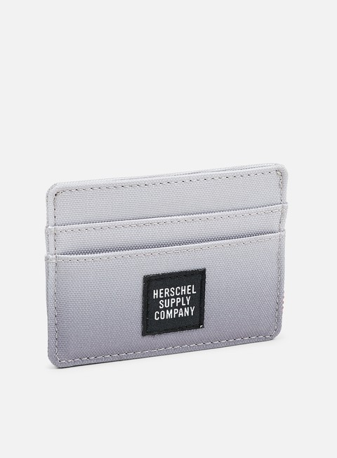 accessori herschel charlie card holder wallet gradient nightfall