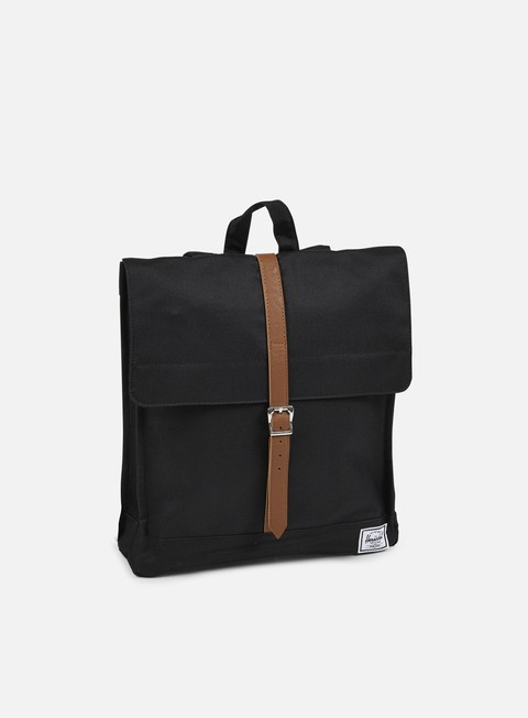 accessori herschel city mid volume backpack classic black