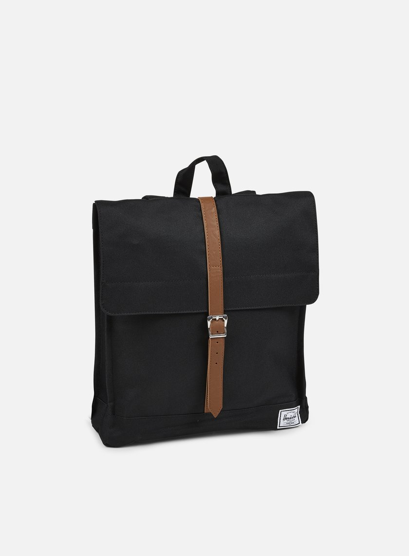 Herschel - City Mid Volume Backpack Classic, Black