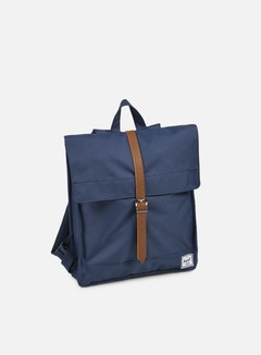 Herschel - City Mid Volume Backpack Classic, Navy