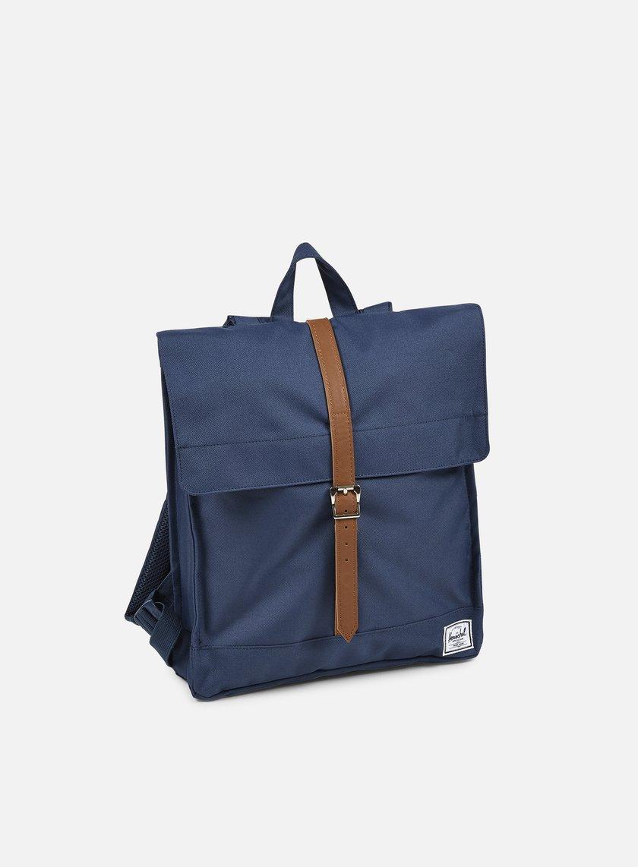 Herschel - City Mid Volume Backpack Classic, Navy