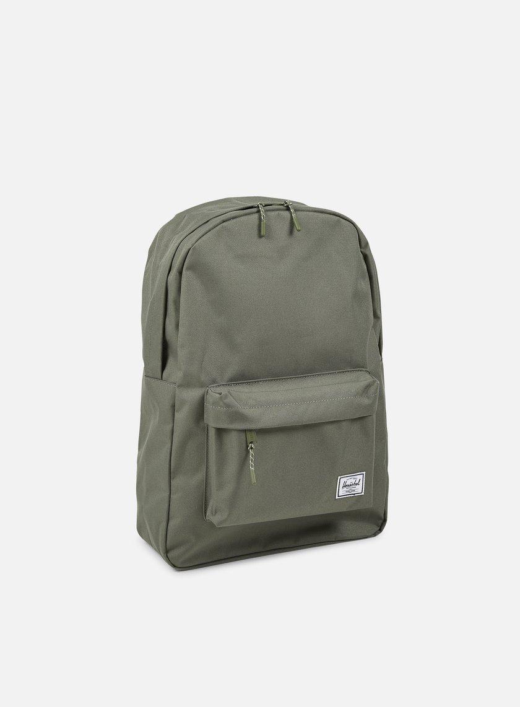 Herschel - Classic Backpack Classic, Deep Lichen Green
