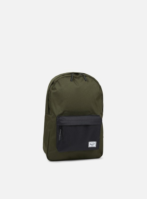 accessori herschel classic backpack classic forest night
