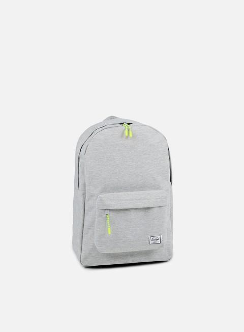 accessori herschel classic backpack classic light grey